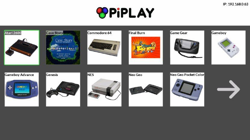 PiPLAY
